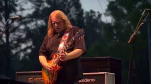 100 Derek Truck Govt Mule Stratus With S ONLY PLAY IN SAFE AREA