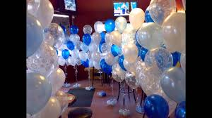 Creative Winter Wonderland Balloons