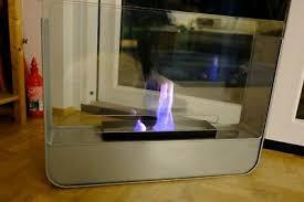 gemütlicher bioethanol kamin fürs wohnzimmer oder die