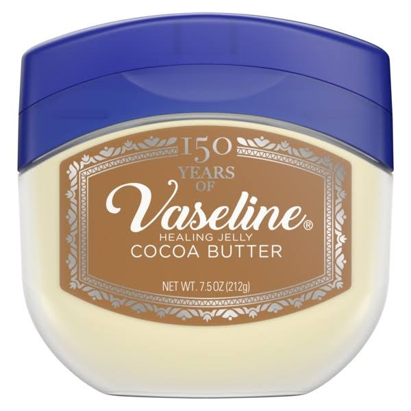 Vaseline Petroleum Jelly - Cocoa Butter, 7.5oz