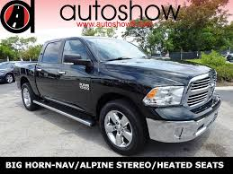 100 Dodge Ram 1500 Truck Accessories Sold 2016 Big Horn In Plantation