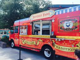 100 World Fare Food Truck Truck Plaza Downtown Disney Orlando Vacation Packages Blog