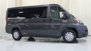 New Wheelchair Van For Sale 2018 Ram Promaster Low Roof Accessible