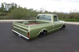 Bill Newell's 1972 Chevy C20 Longbed Converted To 1969 C10 Shortbed ...