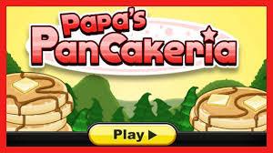 jeux de cuisine papa s papa s pancakeria walkthrough day 1 10