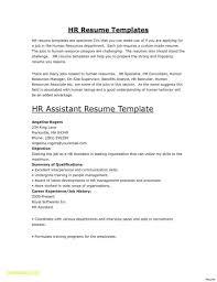 Objectives Sample Resume Human Resources Representative For Resource Assistant Valid Hr Rhondadroguescom Examples Best Of Rhcheapjordanretrosus