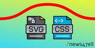 how the outline use svg css instead of text decoration underline