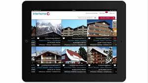 interhome app ferienwohnungen und ferienhäuser