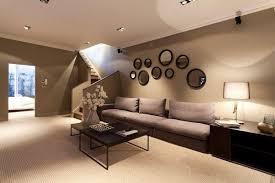 wohnzimmer erdfarben braun beige kombinieren brown