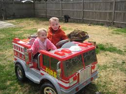 100 Step 2 Fire Truck Great Outdoor Toys Crumbs In The Couch