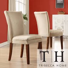 Parson Chair Slipcovers Amazon by Amazon Com Metro Shop Tribecca Home Parson Classic Peat