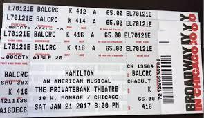 Seeing Hamilton in Chicago for Cheap Part 3 – Hamilton an
