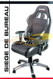 fauteuil bureau baquet siage bureau baquet chaise bureau empire gaming mamba chaise gamer