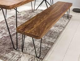 kadima design design modern esszimmer sitzbank ilgab massiv
