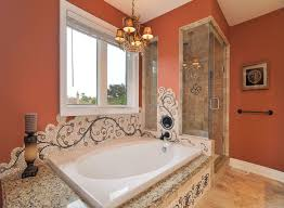 Coral Bathroom by Coral Tile Ideas Houzz