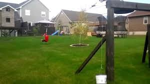 DIY Zip Line Brake - YouTube Elegant Backyard Ziplines Architecturenice 25 Unique Zip Line Backyard Ideas On Pinterest Zipline Line From Treehouse Youtube Backyards Cozy Amazing Picture Of Post Design The Seated Zipline Kit Hammacher Schlemmer Toy Homemade Outdoor Summer Activity How To Build A Oc Mom Blog Build Your Own Total Playgrounds Diy Homebuilddesigns Diy Tree Homemade Backyard Zipline Into Pool In Toys Nova Natural Image