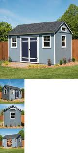 Everton 8 X 12 Wood Shed by Garden And Storage Sheds 139956 9 X 9 Penthouse Cedar Storage