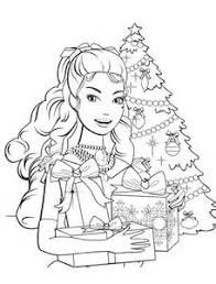 Marvelous Christmas Coloring In Pages Colouring 6