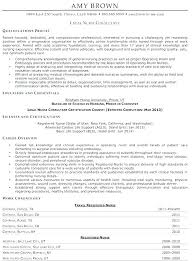 Sample Resume Healthcare Administrator Resumes Administration Samples Legal Nurse Consultant R