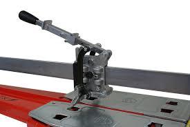rtc razor pro single bar push tile cutter 22 to 52 tiletools com