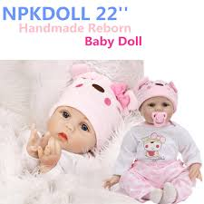 Cheap Reborn Baby Doll Kits