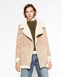 zara woman oversized suede effect jacket wants pinterest