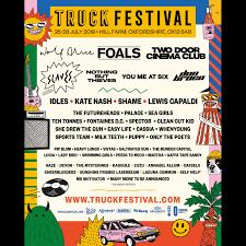 100 Truck Festival Foals Official Blog