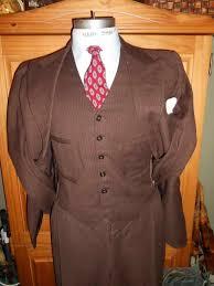 Vintage Mens Suits 1930s