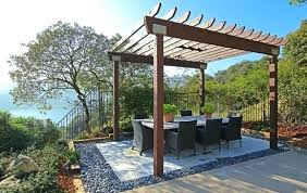 Outdoor Eating Area And Intimate Dining Lunch Places Near Me