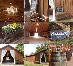 Rustic Wedding Decorations Brisbane