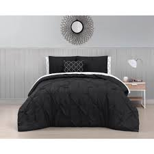 100 Bradford Truck Beds Geneva Home Fashion 8Piece Black Queen Bed In A Bag
