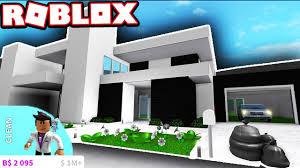 100 Cheap Modern House LUXURIOUS MODERN HOUSE SUPER CHEAP Roblox Bloxburg YouTube