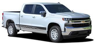 100 2 Door Chevy Truck Amazoncom MoProAuto Pro Design Series Silverado Rocker 019