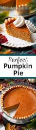 Keeping Pumpkin Pie From Cracking by Perfect Pumpkin Pie Cooking Classy