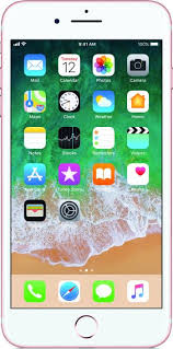 Apple iPhone 7 Plus Rose Gold 32 GB line at Best Price with