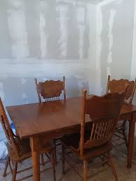Oak Dining Room Table For Sale In Morristown TN