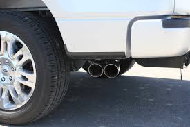 2011-2014 F150 3.5L EcoBoost Solo Performance Mach-X Dual Exhaust ... Flowmaster F150 4 In Angle Cut Round Exhaust Tip Black Ceramic Mbrp S5263304 Catback System Pro Series 3 Stainless 35 Or 40 Truck Exhaust Tips Kits Pipes Geddes Auto Truck Exhaust Repairs 636 7064 Auckland A Truck Tips For 5 Inch Page Dodge Ram Forum Dodge Forums Corsa Performance 14516 Chevygmc Trucks Ar15 Universal Fit To 6 Sinister Diesel Big Cummins Forum I See Your Oversized Shitty Tip And Raise You Shitty_car_mods Sema 2014 Tipoff