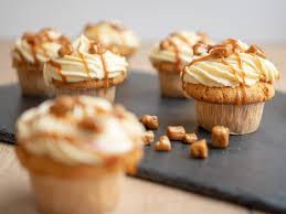 Karamell Cupcakes RUF Lebensmittel