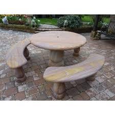 Half Circle Outdoor Furniture by Big Round Shape Garden Black Table Rattan Sofa Outdoor Semi Circle