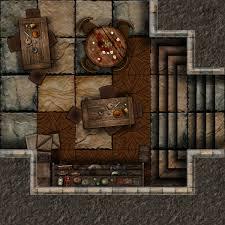 custom tile set wip dungeons dragons castle ravenloft board