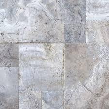 Versailles Tile Pattern Travertine by Silver Tumbled Versailles Pattern Travertine Pavers Tile For