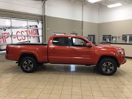 New 2018 Toyota Tacoma TRD Sport 4 Door Pickup In Sherwood Park ... 2019 Toyota Tundra Trd 4runner Tacoma Pro Just Got Meaner New 2018 Sport Double Cab 5 Bed V6 4x4 At Off Road Gets Tough With Offroad Trucks Autotraderca 6 Tripping The 2017 Trd Pro Archives Page 2 Of 9 The Fast Lane Truck Carson Pickup Truck Scion War Review Youtube Pro