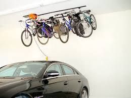 Ceiling Bike Rack For Garage by Garage Gator Motorized Electric Hoist Ggr220 Youtube