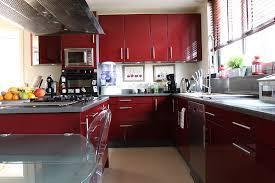 cuisine cerise moderne c0539 mires