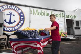 100 Truck Launch Maniac 2 Mobile Grocery Store Aims To Fix Rural Food Deserts The Wichita Eagle