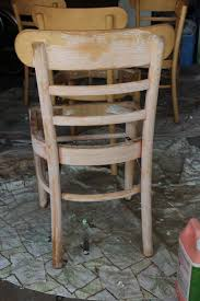 How To Refinish Wooden Dining Chairs: A Step-by-Step Guide ... Tips To Reupholster Ding Chairs A Beautiful Mess Art Deco Ding Chairs Descgarappvnonline 4 Ways Cover Room Wikihow Wooden Fniture Repair Refishing Aarons Touch Up Italian French Louis Style In Wv14 How Restore Tablesfniture 10 Steps With Pictures 1911 Don P Smith Chair White Table Pallet Ideas Amazoncom Iron Stool Design Restoring Ancient Style A Chair Ifixit Guide