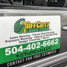 Tuff Cutz Lawn Care Service – Dunn Deal Design