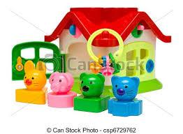 la maison du jouet clés maison jouet debout couleur rang animal jouets photo