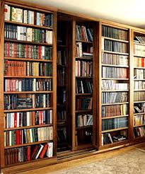 large bookcase sliding bookcases and shelves shelves door