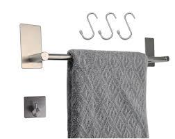 handtuchhalter ohne bohren 40 cm incl 1 real de